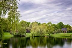Lapersveld, a park in Hilversum, the Netherlands