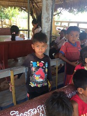 Visit to Osaka-Sonezaki Dream School, Cambodia