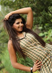 Indian Actress DISHA POOVAIAH Hot Photos Set-2  (28)