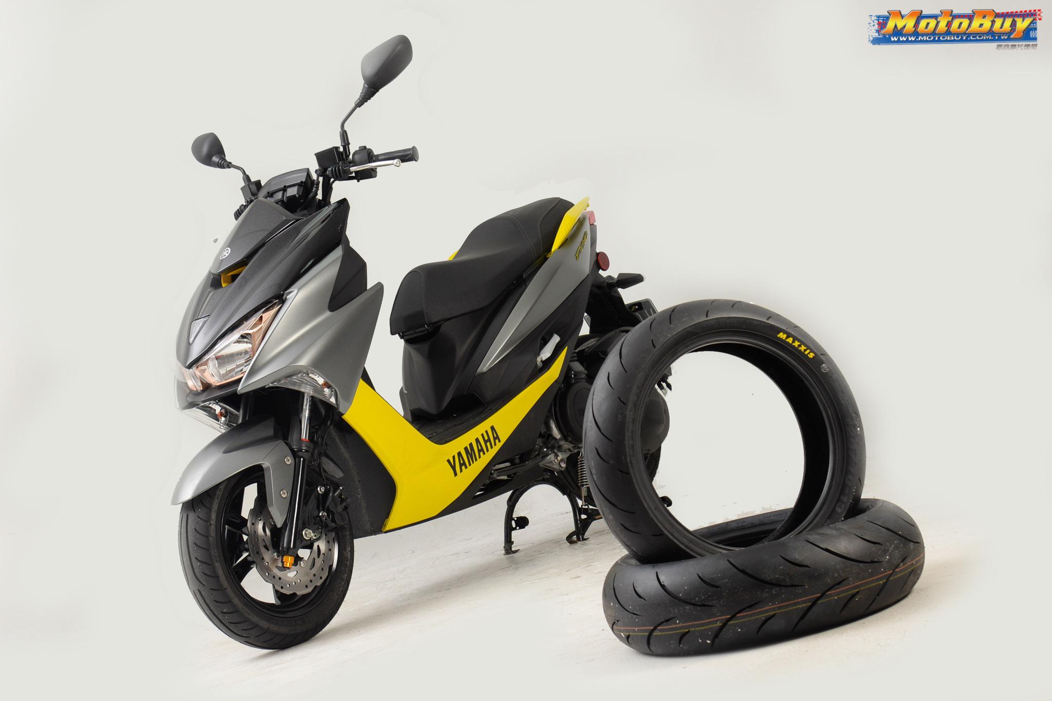 [部品情報] 動態升級!國產性能胎始祖 - MAXXIS R1 13-inch | MotoBuy