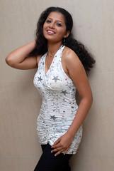 Indian Actress DISHA POOVAIAH Hot Photos Set-1 (54)