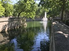Jardins de la Fontaine - Nîmes