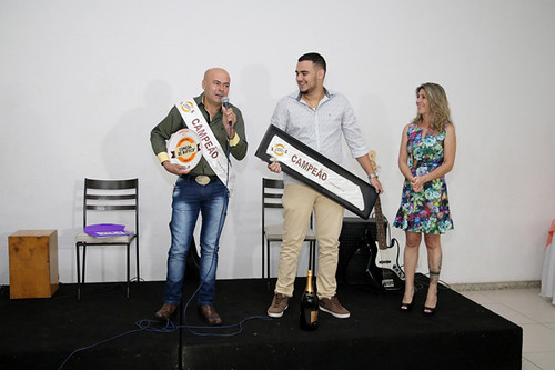 Galpão campeão