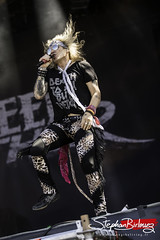 Michael Starr - STEEL PANTHER @HELLFEST 2017