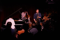 Chris Potter at the Vanguard ©John Rogers please do not share without my written permission.