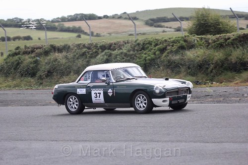 HRCA Historic Sports Cars at Kirkistown, June 2017