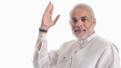 WORLD LEADER NARENDRA MODI EXCLUSIVE 100 RARE HD PHOTOS SET-1 (67)