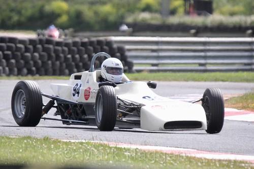 Formula Ford FF1600 championship at Kirkistown, June 2017