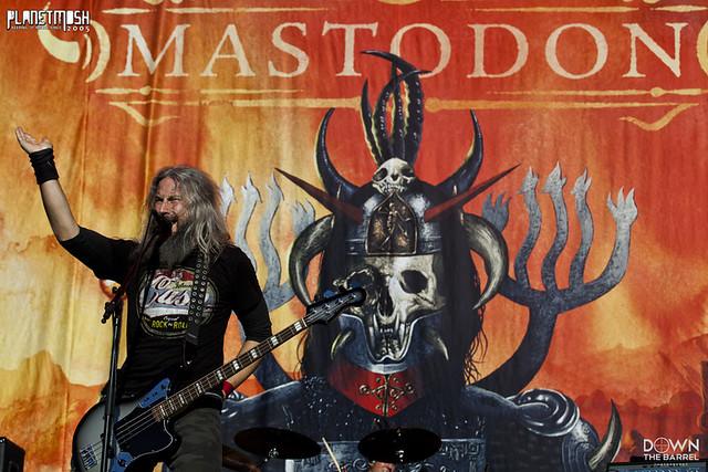 Mastodon - Tuska 2017