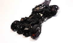 Lego UCS Batmobile MOC- Batman v Superman: Dawn of Justice