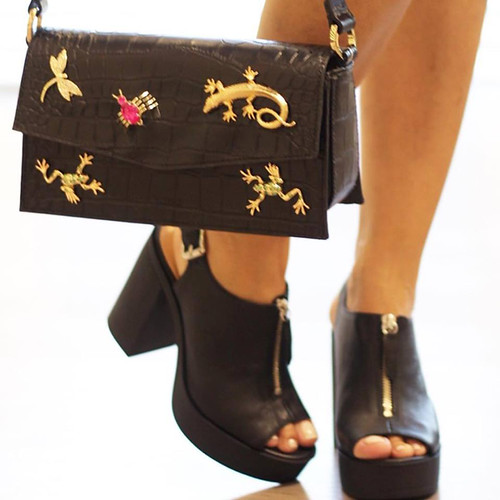 Schutz shoes and bags