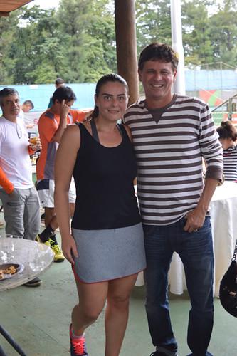 Alessandra e Hermínio Martins da Costa