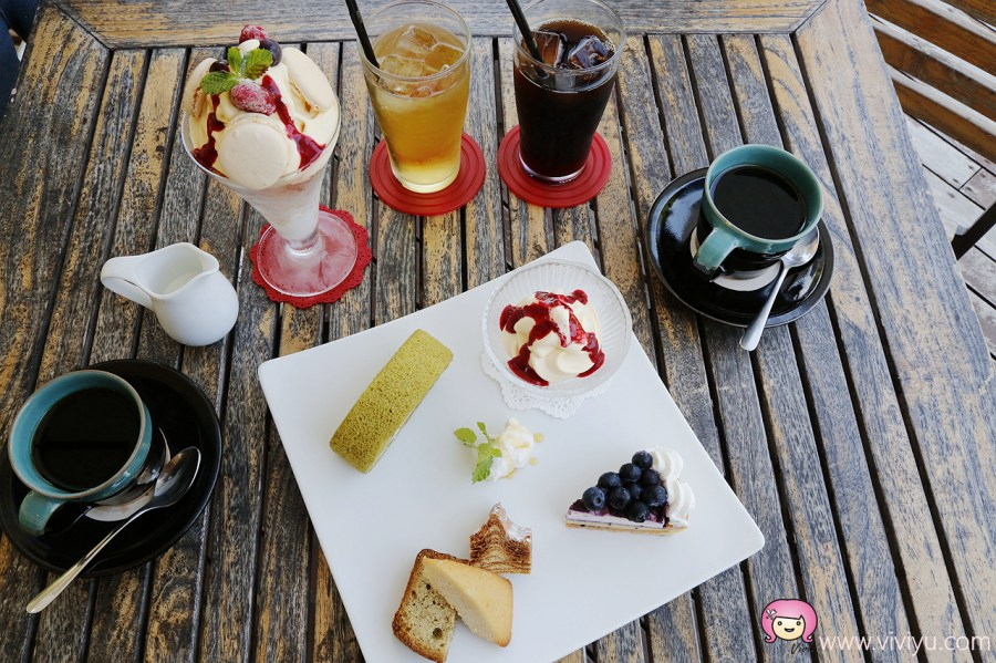 cocogaden,下午茶,大江之鄉,大江之鄉自然牧場,日本景點,日本美食,鬆餅,鳥取美食,鳥取鬆餅 @VIVIYU小世界
