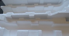"""Das Styropor. Kein Plural. Das Styropor ist ein geschäumter, meist weißer Kunststoff. Es wird häufig als Verpackungsmaterial verwendet. • <a style=""""font-size:0.8em;"""" href=""""http://www.flickr.com/photos/42554185@N00/35350940066/"""" target=""""_blank"""">View on Flickr</a>"""