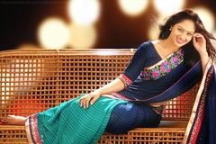 Indian Actress NIKESHA PATEL Hot Sexy Images Set-2  (7)