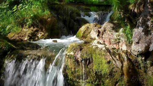 Waterfall Stream Summer Alps / Vízesés Patak Nyár Alpok