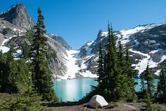 The Instagram campsite.
