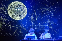 "Nosaj Thing and Daito Manabe - Sonar 2017 - Sabado - 1 - M63C6270 • <a style=""font-size:0.8em;"" href=""http://www.flickr.com/photos/10290099@N07/35000980570/"" target=""_blank"">View on Flickr</a>"