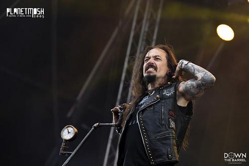 Amorphis - Tuska 2017