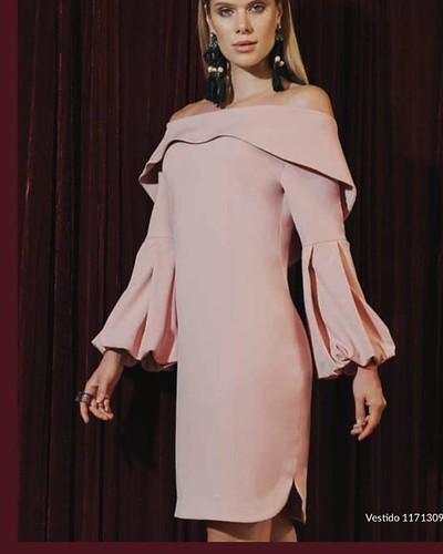 Vestido para te deixar pra lá de estilosa!! By Regina Salomão, exclusividade ANZU.