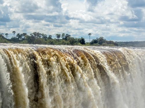 Afrique-Zimbabwe - Victoria Falls
