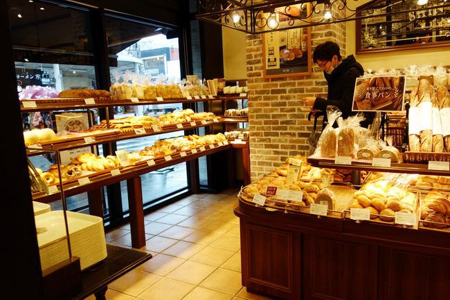 京都-進進堂麵包 | 貓在家裡