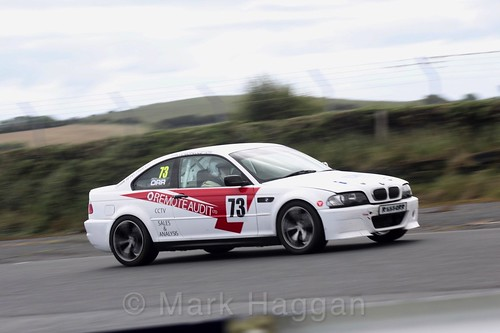 Roy Orr in the Libre Saloons championship at Kirkistown, June 2017
