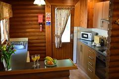 Little Log Kitchen