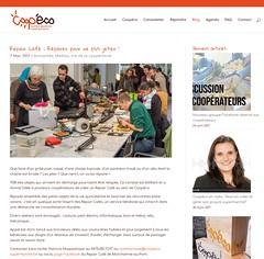 Snapshot Repair Café : Réparer pour ne plus jeter ! - Coopéco supermarché ydqq2