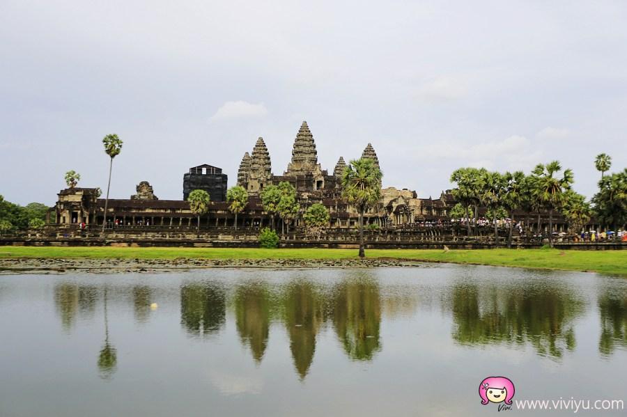 吳哥窟,小吳哥,小吳哥窟,柬國,柬埔寨 @VIVIYU小世界