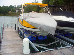 HydroHoist Front Mount Boat Lifts