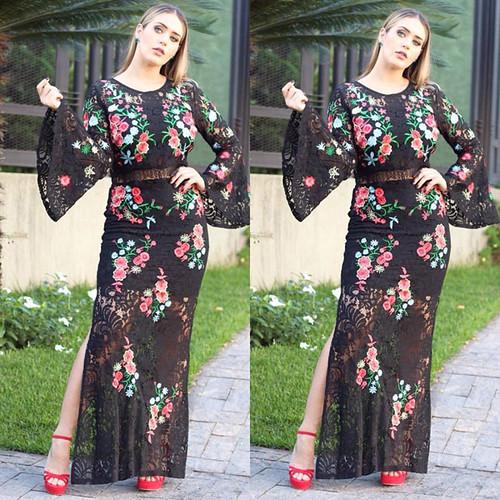 Look bapho com sandália Luiza Barcelos, para fazer bonito em dias de festa