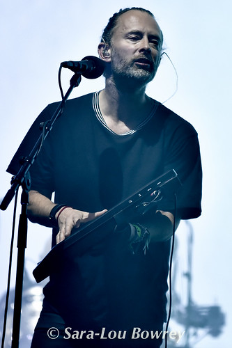 Radiohead - Glastonbury 2017