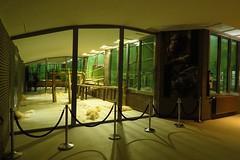 329 - 2017 07 01 - Uitbreiding chimpansee binnenverblijf over oud bezoekerspad (links doorgang naar buitenverblijf)