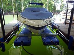 HydroHoist 5000 & 6000 UL2 Boat Lifts