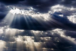 Ray of light I