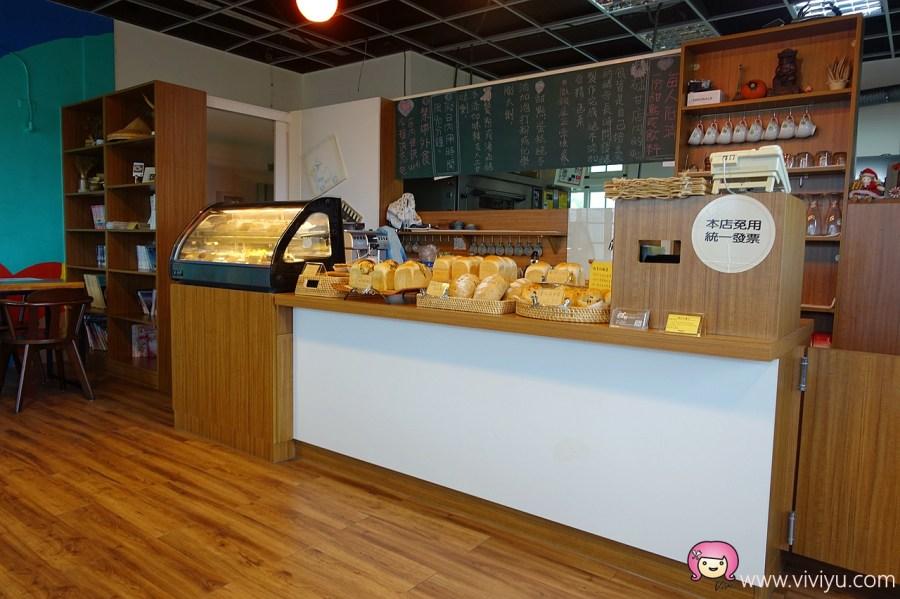 [龍潭.美食]碰甘.麵包.甜點.套餐~吃的到食材的原味.自製麵包使用自家酵母發酵 @VIVIYU小世界