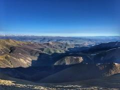 San Luis Peak summit view to the north