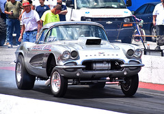 "The ""Frequent Flyer"" 1961 Corvette A/Gasser"