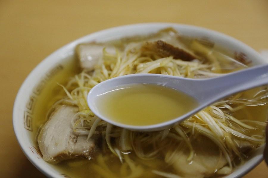 [福島.美食]坂內食堂.日本三大派系拉麵之一.喜多方拉麵~份量十足.肉多到看不見麵 @VIVIYU小世界