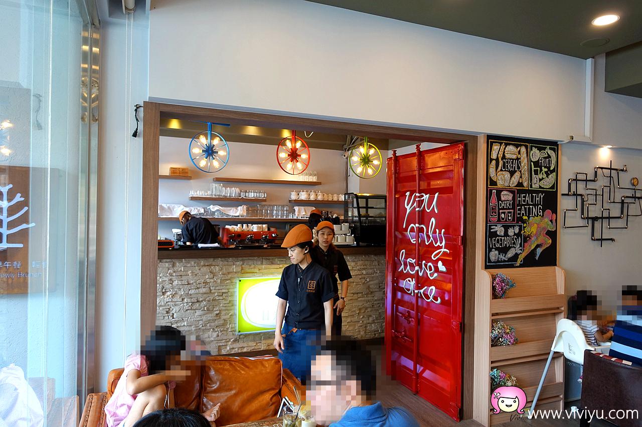 (關門大吉)[桃園.美食]日光徐徐~大有商圈新開西式早午餐.餐點份量十足又豐盛 @VIVIYU小世界