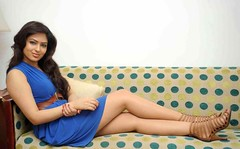 Indian Actress NIKESHA PATEL Hot Sexy Images Set-2  (1)