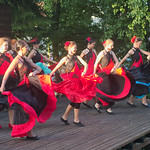 Open air drum&dance 2017