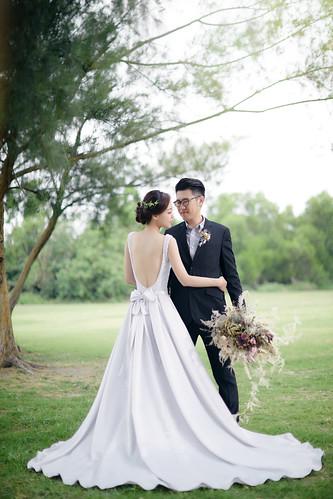 Pre-Wedding [ 南部婚紗 - 草原森林建築特殊景類婚紗 ] 婚紗影像 20170510 - 95拷貝