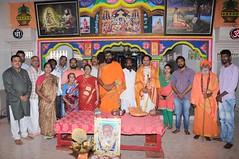 A Longest Duration Audio DVD SRI GURUSAMHITAA, Sung By Chinmaya M.Rao Releasing Event Photos (124)