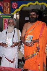 A Longest Duration Audio DVD SRI GURUSAMHITAA, Sung By Chinmaya M.Rao Releasing Event Photos (69)