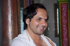 A Longest Duration Audio DVD SRI GURUSAMHITAA, Sung By Chinmaya M.Rao Releasing Event Photos (18)