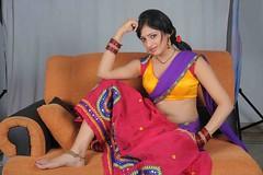 Indian Actress Haripriya Hot Sexy Images Set-1  (75)