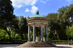 Temietta di Diana (The Temple of Diana), Rome, Italy  -  (Selected by GETTY IMAGES)