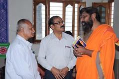 A Longest Duration Audio DVD SRI GURUSAMHITAA, Sung By Chinmaya M.Rao Releasing Event Photos (31)